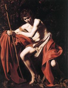 Caravaggio,St John